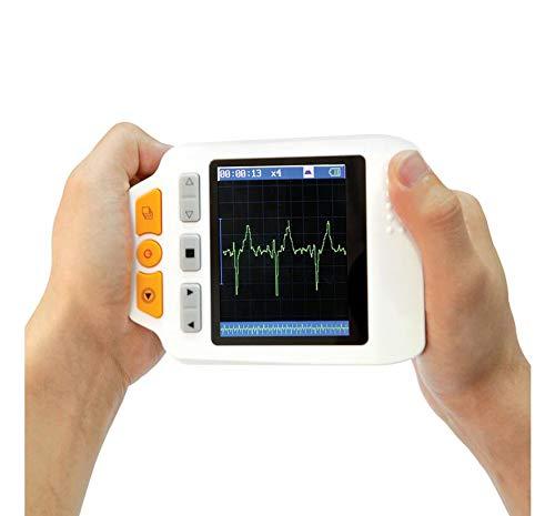 XKRSBS ECG portátil, ECG médico portátil