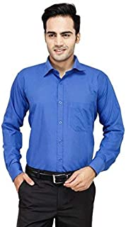 Super weston Men's Wear Cotton Shirts for Daily Use,100% Pure Cotton Shirts,Available Sizes M=38,L=40,XL=42,6 Colors Available