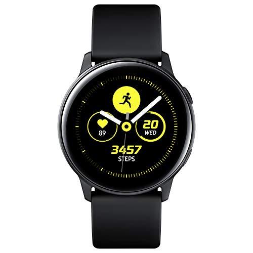 Samsung Galaxy Watch Active, Schwarz - UK Version