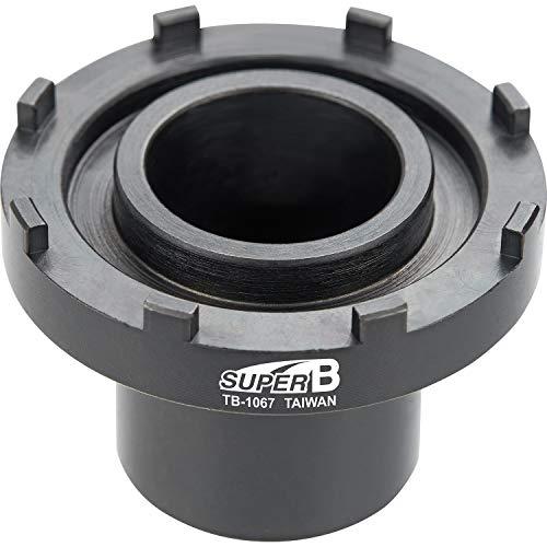 SuperB TB-1067 E-Bike-Motor Verschlussring Werkzeug, schwarz