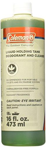 Coleman Toilet Liquid Deodorizer