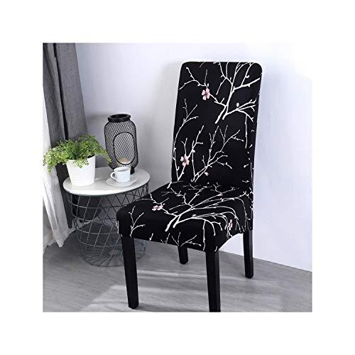 Cheryl Norri Elastic Stretch-Stuhl-Abdeckung Spandex für Hochzeiten Esszimmer Bankett-Hotel-Stuhl-Abdeckungen, Colour7, Universal Größe