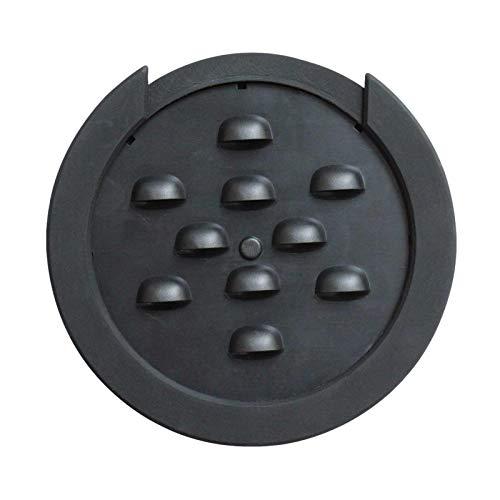 Cubierta para agujero de sonido de guitarra, cubierta protectora para guitarra eléctrica...