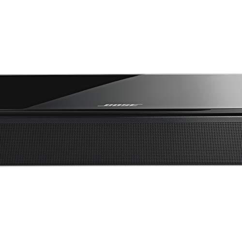 Bose Soundbar 700 mit eingebautem Alexa - Schwarz