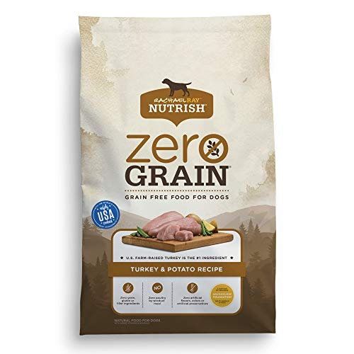 Rachael Ray Nutrish Zero Grain Natural Dry Dog Food,