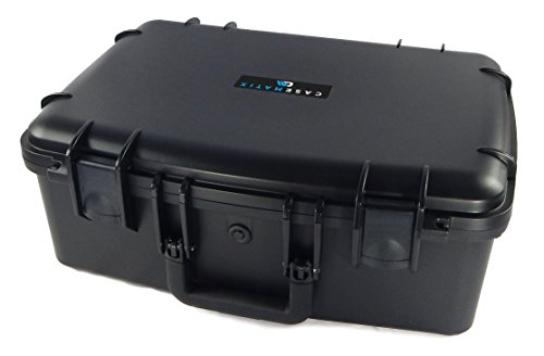 WORKFORCE XL Safe n Secure Video Projector Hard Case - For Epson PowerLite and Home Cinema Projectors - For Select Models 2040 / 2030 / 2045 / S27 / 535W / 955WH / 1980WU / 1960 / 1440 and more