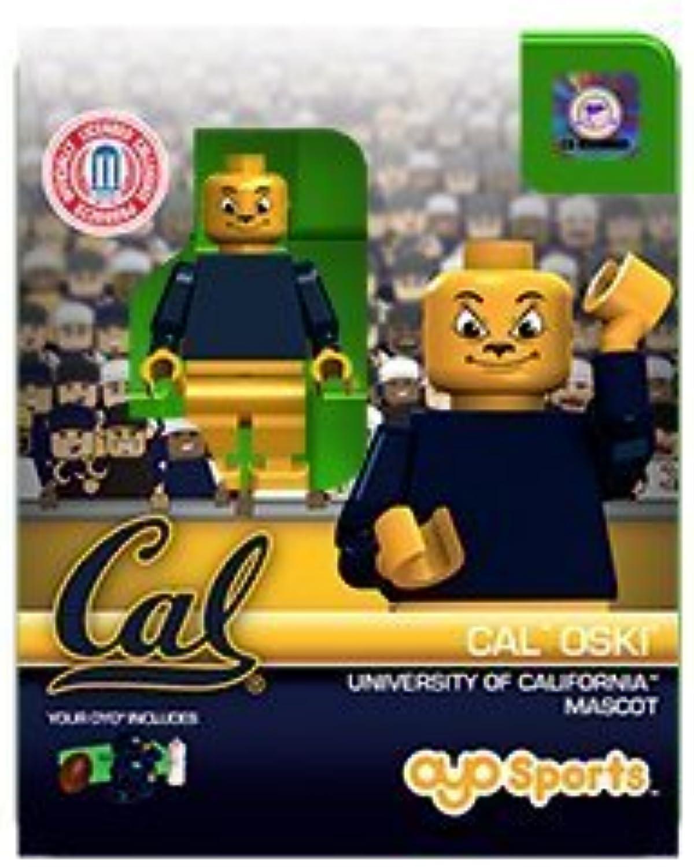 Cal Oski OYO Generation 1 G1 Cal California golden Bears NCAA LE Mini Figure by OYO