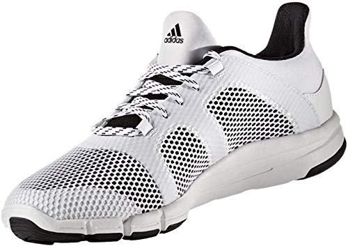 adidas Damen Adipure Flex Golfschuhe, Blanco (Ftwbla/Negbas/Ftwbla), 36 2/3 EU