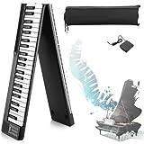 Piano Eléctrico 88 Teclas, ETmate Con Bluetooth, MIDI, Pedal Sostenuto, Aplicación Inteligente Con Práctica De Interpretación, 128 Tipos De Voz De Piano Electrónico.