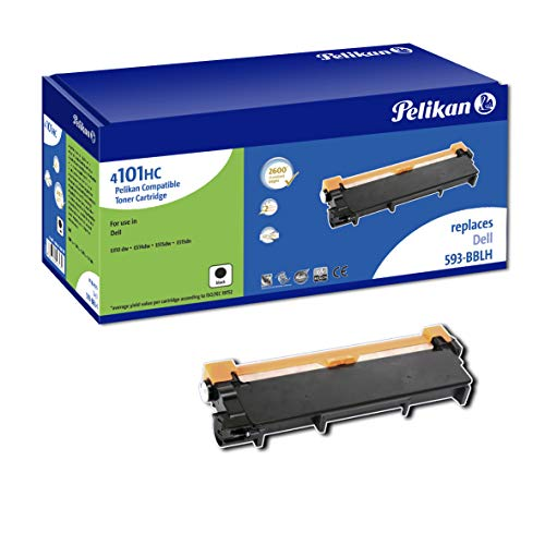 Pelikan Toner 4284259 replaces Dell-Toner E310 , 593 BBLH (for Printer Dell E310 dw,E514dw,E515dw,E515dn) black