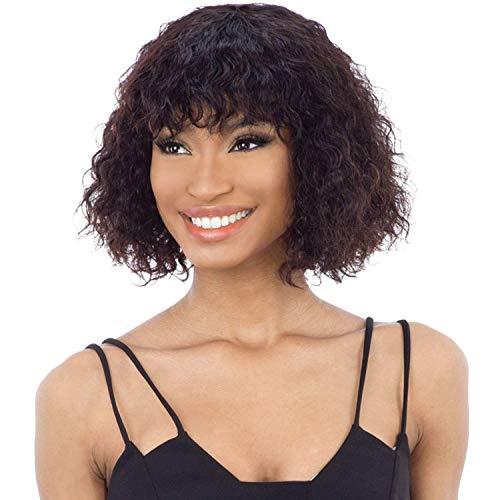 Naked 100% Brazilian Natural Human Hair Premium Wig - WHITNEY (Natural)