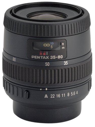 Pentax SMC-A 35-80mm / f4,0-5,6 manuell Objektiv (Vollformat-Standardzoom) für Pentax