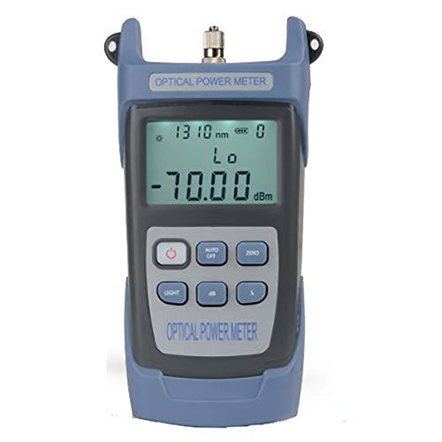 フェリモア 光パワー メーター 光ファイバー 測定器 計測 ケーブルテスター 電気通信業者向け