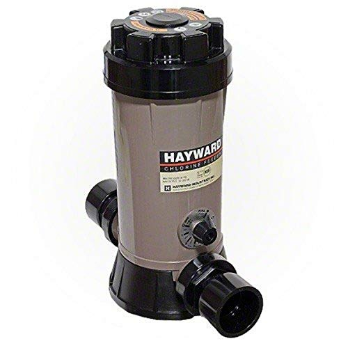 Hayward CL2002S In-line Automatic Chemical Feeder