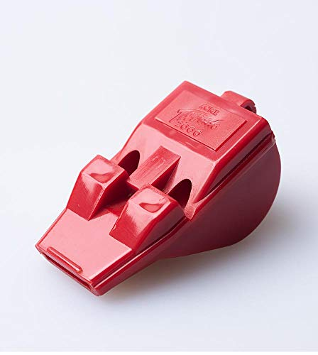 Acme Whistles Tornado - Silbato rojo