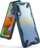 Ringke Fusion-X Designed for Galaxy A90 Case Cover, Clear