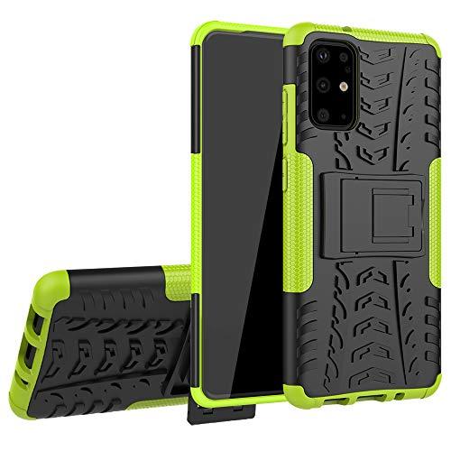 Labanema Funda para LG G9 ThinQ, [Heavy Duty] [Doble Capa] [Protección Pesada] Híbrida Resistente Case Protectora y Robusta para LG G9 ThinQ/LG V60 ThinQ 5G - Verde