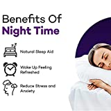 V Vitamini - Night Time Sleep Complex - Natural & Calming - 30 Day Supply - 60 Capsules