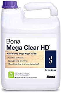 Bona Mega Clear HD Semi Gloss