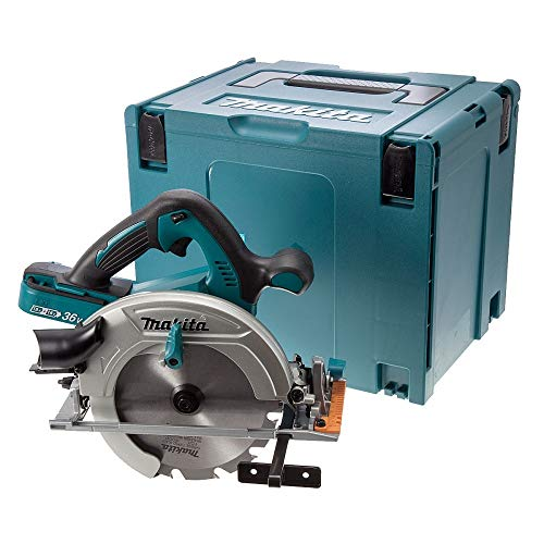 Makita DHS710ZJ DHS710Z 36V Twin 18V LXT 190mm Circular Saw Body Only with Mak Case 4