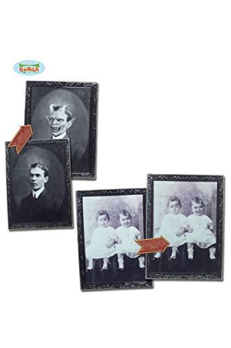 Portrait holographique enfants/zombies - Collection Black and Bone