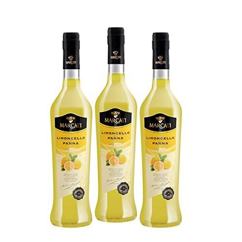 Cream Limoncello of Capri Sorrento (Box 3 bottles)