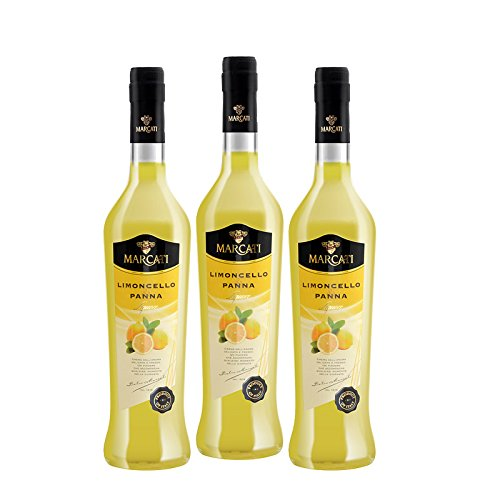 Cream Limoncello of Capri Sorrento (Box 3 bottles)