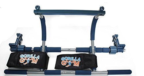 Gym1 Power Fitness Package (Pull Up Bar, Pullup Extender, and Ab Straps)