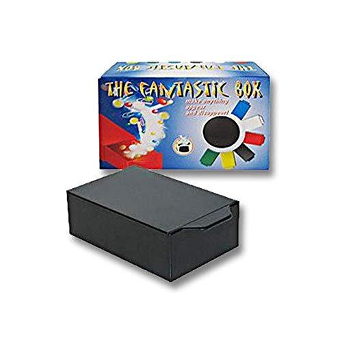 Fantastic Box - Zauber-Schublade | Drawer Box zum erscheinen oder Verschwinden von Objekten | Bonbons, Geldscheine, Münzen, Zigaretten, Nüsse o.ä. erscheinen Lassen | Zaubertricks und Zauberartikel