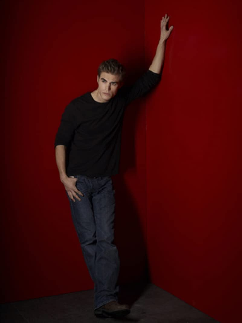 latest Paul Wesley - 36X48 Poster FCA Deluxe #FCA535061