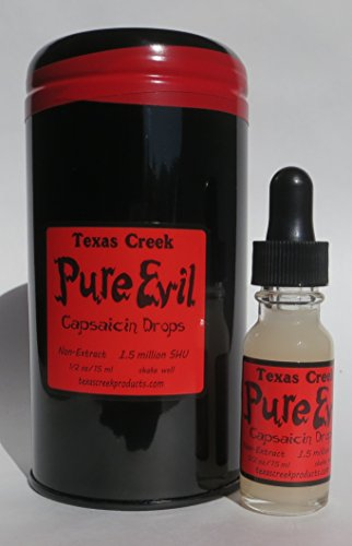 Pure Evil Capsaicin Drops