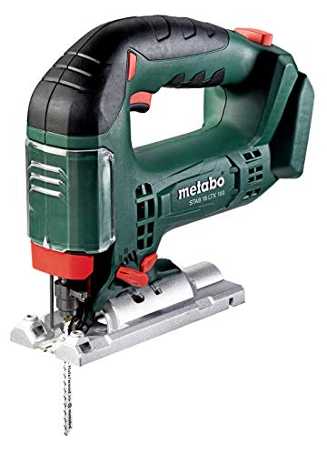 Metabo- 18V Variable Speed Jig Saw W/Bow Handle Bare (601003890 18 LTX 100 Bare), Woodworking
