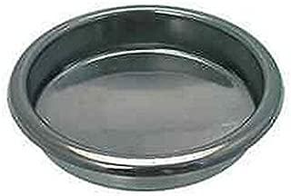 Stainless Steel Backflush Disk Blank or Blind Portafilter filter 58mm