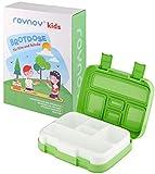 roynoy | Brotdose Kinder | mit Trennwand | Bento Box Kinder | Frühstücksbox | für Kindergarten...