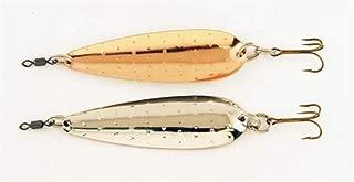 Cobre Allcock cuchara de plata 6,35 cm//Pike reestricci/ón sewanee