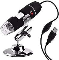 Microscópio Digital USB 1600x Zoom HD