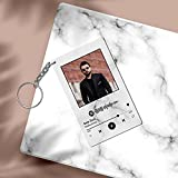 Gifteee brings truly personalised spotify keychains for your loved ones. You can select the color of plaque from White, Black, or Transparent Spotify Keychains are an ideal personalised birthday gift, anniversary gift, marriage gift or a special and ...