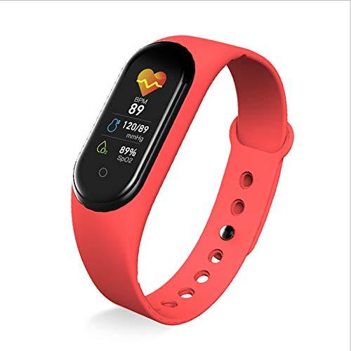 Intelligente Uhr Bluetooth Call Color Screen Smart Armband Schrittzähler Herzfrequenz Blutdrucküberwachung Musik IP68 Männer und Frauen wasserdichte Sportuhr