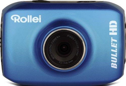 Rollei Youngstar Actioncam, Action-, Sport- und Helmkamera, ideal für Kinder und Jugendliche - Blau