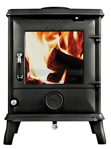 Aga Wood Burning Stove Ludlow SE DEFRA Approved