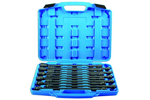 Laser Tools-universal Joint Jeu de douilles 3/8 D-7102