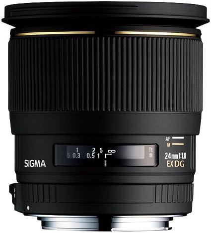 Sigma 24 Mm F1 8 Ex Dg Makro Objektiv Für Canon Kamera