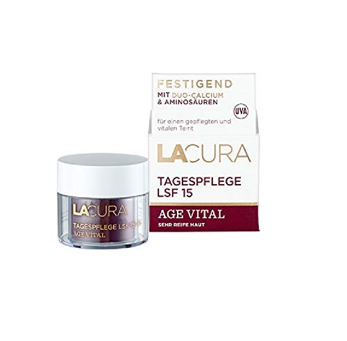 LACURA AGE VITAL Tagescreme LSF 15 Sehr Reife Haut
