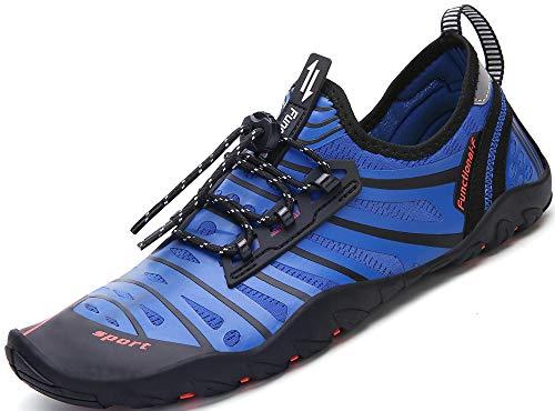 SAGUARO Unisex Barefoot Escarpines Zapatos de Agua Playa