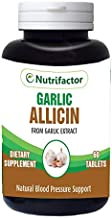 Garlic Allicin from Garlic Extract - Natural Blood Pressure Support