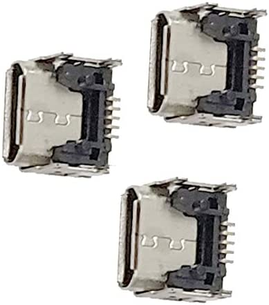 3Pcs Micro USB Charging Port Replacement for JBL Charge 3 Micro USB Charger Port Female Type product image