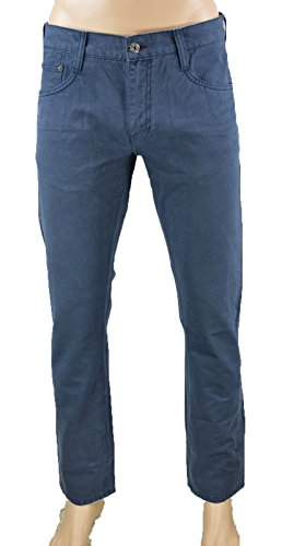 MUSTANG New Oregon Tapered Slim Fit Herren Jeans Hosen Low Rise Slim Leg (W29L34)