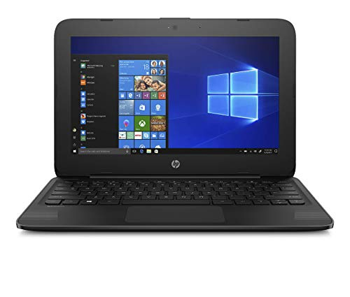 HP 11-ah117wm Intel N4000 4GB RAM 32GB eMMC 11.6-inch WLED Win 10 Streambook Laptop (Renewed)