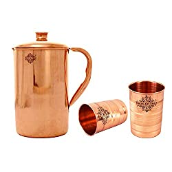 Lovely copper jug perfect Copper 7th Anniversary Gifts for Him