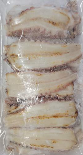 岩だこ 刺身用 炙り 岩たこ スライス ( 醤油漬け ) 140g ( 20枚 ) 業務用 寿司ねた 冷凍